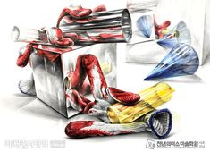 Painting, Design, Painting Art, Paint, Draw, Design Comics, Paintings