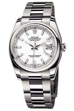 Wish List: Amanda Weiner - Signature Timepiece