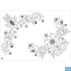 Wzory Haftu Kaszubskiego Szkoła Borowiacka z Tucholską - Księgarnia Kaszubska // Kashubian embroidery patterns
