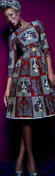Ankara Fashion Designs 2017 for African women