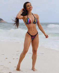 Sayuri Torres female fitness models