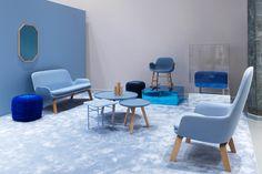 Normann Copenhagen's showroom is a material mashup - News - Frameweb