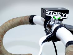 RIDEYE: The Black Box Camera For Your Bike by Cedric Bosch — Kickstarter.  Crash detection sensors. HD video. One month battery life. One touch operation. CNC machined. Fight back with RIDEYE.