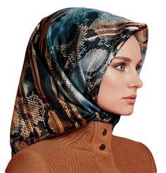 Armine Silk Hijab Scarf Fall 2016 - Winter 2017 #7559