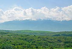 Великолепная сельская местность в Болгарии, фото Дениса Джарвиса (by Dennis Jarvis) #Bulgaria