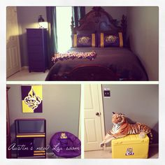 1000 Images About Lsu Room Home Decor On Pinterest