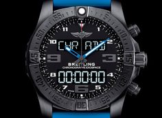 breitling's exospace B55 prepares for the future with smartwatch functionality