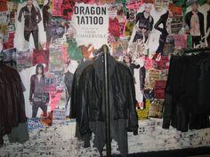 Dragon Tattoo Pop-Up Store