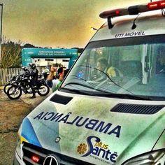 Ambulancia Plus Sante Emergencia Medica em Curitiba, PR