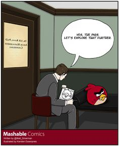 Angry Birds get some help!