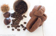 Biscotti+al+caffè+con+farina+di+castagne