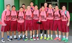 Aguascalientes clasifica a la Olimpiada Nacional con su equipo Sub 16 de basquetbol varonil ~ Ags Sports