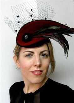Most Unique Hat: Elsie Collins