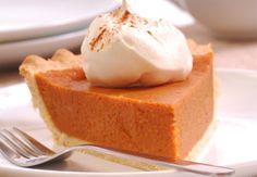 Jamie's Fresh Pumpkin Pie