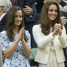 Pippa with Kate