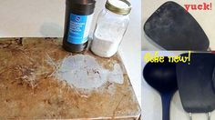"""Combine some baking soda and hydrogen peroxide and you've got a """"miracle mixture"""" that can turn old pots and pans, cookie sheets, and cooking utensils from grimy to shiny."""