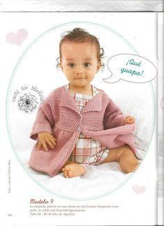 Revista en español, varias tallas, muchos modelos (núm.9) Sonia BEBE n° 79 - 轻描淡写 - 轻描淡写