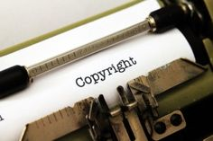 Copyright basics for authors and writers