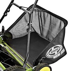 Sun Joe® 18 Inch Manual Reel Mower with Grass Catcher Manual Lawn Mower, Reel Lawn Mower, Golf Bags, Catcher, Baby Strollers, Cool Things To Buy, Grass, Sun, Eco Friendly