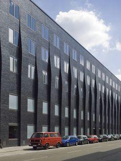 Nominated for DETAIL Prize 2012:    Technical University of Munich - Building 0505, München, Germany  Hild und K Architekten