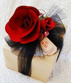 Paper Roses - Dos guisantes en un cubo