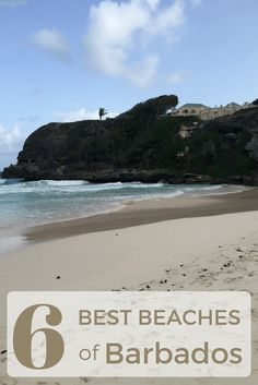 A round up of six spectacular beaches on the Caribbean Island of Barbados. You must visit on the island of Barbados. The beaches have unique features to make a trip to each worthwhile. Experience the Atlantic Ocean, Caribbean Sea, and the water in between!