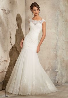 Blu - 5305 - All Dressed Up, Bridal Gown