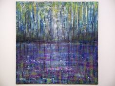 Original acrylic abstract painting on canvas board by keenanrachel, $63.50