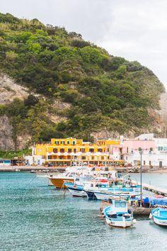 Ischia, La Isola Verde {Part. San Angelo, Batch Cooking, Italy, Capri, Traveling, Menu, Travel, Organization, Viajes