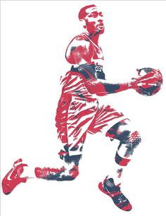 John Wall Washington Wizards Pixel Art 16 Art Print by Joe Hamilton. All prints are professionally printed, packaged, and shipped within 3 - 4 business days. Basketball Leagues, Basketball Players, Joe Hamilton, Nba League, John Wall, Washington Wizards, Thing 1, Sports Wallpapers, Nba Players