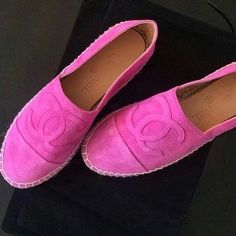Pink C&C Loafers