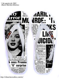 5 de agosto. Muere Marilyn