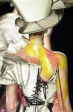 Christian Dior for John Galliano Fashion Show Details