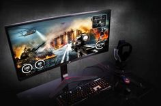 LG 34UC79G — широкоформатный монитор для игр на AH-IPS с частотой 144 Гц