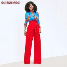 Floral Bodysuit Hi Work Fashion, Fashion Pants, Fashion Dresses, Fashion Looks, Fashion Scarves, Cheap Fashion, Daily Fashion, Fashion Clothes, Classy Outfits