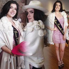 Daniela Cepeda Miss Ecuador 2017 desde Cuenca.