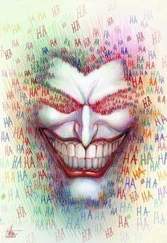 Joker by Nathan Szerdy