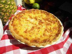 Aint' Bessie's Pineapple Pie
