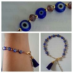 Design your own photo charms compatible with your pandora bracelets. Ojos turcos