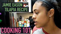 Jamie Eason's Tilapia Recipe – All Recipes Food Cooking Network Cooking Network, Cooking 101, Jamie Eason, How To Make Meatballs, Tilapia Recipes, Homemade Candies, Vegan Dinners, Grilling Recipes, Cooker Recipes