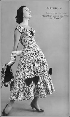 Manguin, photo by René Rouff, 1956