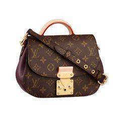 c5492cc35684 Louis Vuitton Monogram Canvas Eden Pm M40577 Caf Lv Handbags