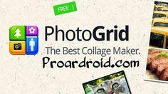 Photo Grid - Collage Maker) أداة رائعة لتصميم مجموعات من الصور الملصقة خاصة لأنه سهل الإستخدام. في بضع ثوان يمكنك الحصول على تصميماتك الخاصة جاهزة تماما.  محرر الصور الذي يجب أن يكون لدى جميع محبي التصوير! وتشمل الميزات ملصقة الفيديو صور ملصقة وتأثير الكاميرا إنستاسيزي تخطيط فلتر الحية ملصقا عرض الشرائح طمس فسيفساء القصاصات تنميق نمط وأكثر من ذلك بكثير! ضع إطارا لصورتك على إنستاجرام بنسبة أبعاد 1:1! قمبتجميل الصور المثيرة في ثوان!   Photo Grid  - أفضل تطبيق على جوجل بلاي لعام 2016  - محرر…