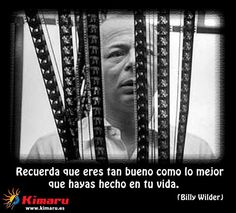 Eres tan Bueno Billy Wilder