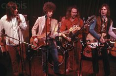 Byrds reunion 1972 (photo by Henry Diltz)