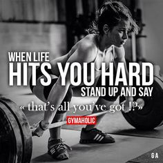 That's all you've got !? More motivation: http://www.gymaholic.co