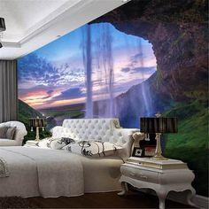 3D Wallpaper For Living Room 3d Wallpaper Beautiful, Modern Wallpaper, Custom Wallpaper, Striped Wallpaper, Sunset Wallpaper, Paper Wallpaper, Photo Wallpaper, 3d Wallpaper For Walls, Floor Wallpaper