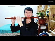 《凉凉》 Popular TV series music Chinese bamboo flute dizi playing 三生三世十里桃花 ...