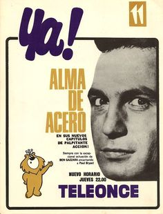 Presentación de programación de CANAL 11, Buenos Aires a las agencias publicitarias. Década del 60.