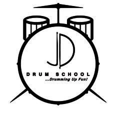 JD Drum School Logo